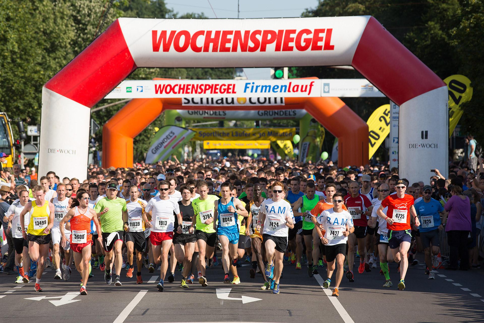 Bauhaus firmenlauf mannheim n plus sport gmbh - Wochenspiegel bilder ...
