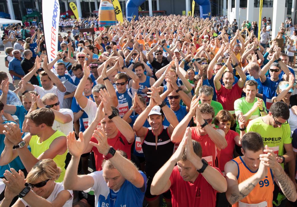 ZF Firmenlauf Friedrichshafen