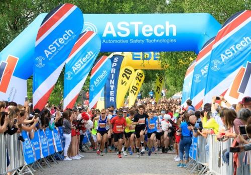 ASTech Firmenlauf Ingolstadt