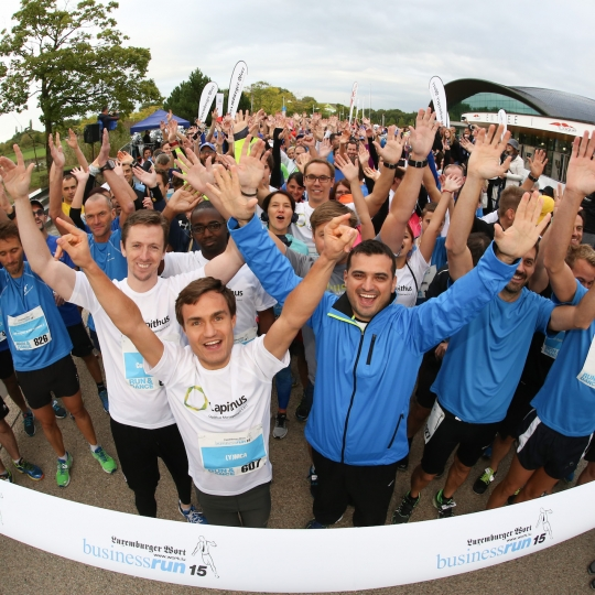 Luxemburger Wort BusinessRun