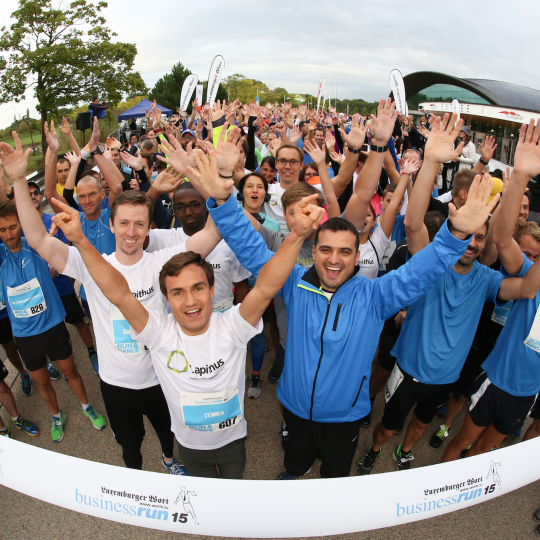 Luxembourg Times BusinessRun